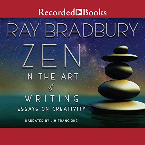 Zen in the Art of Writing audiobook cover art