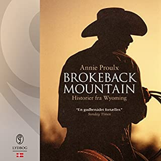 Brokeback Mountain cover art