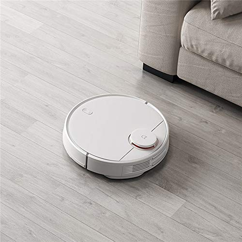 Lowest Price! WUAZ Sweeping Mopping Robot Vacuum Cleaner 360 Degrees Laser Scanning LDS Radar Rangin...