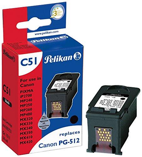 Pelikan Ink C51 PG-512 black, Nero