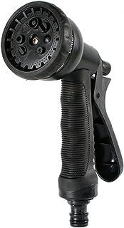 DENPETEC Garden Hose Nozzle, High Pressure Sprayer Nozzle Sprinkler Heads Hose Sprayer Nozzle, Multiple Adjustable Spray W...