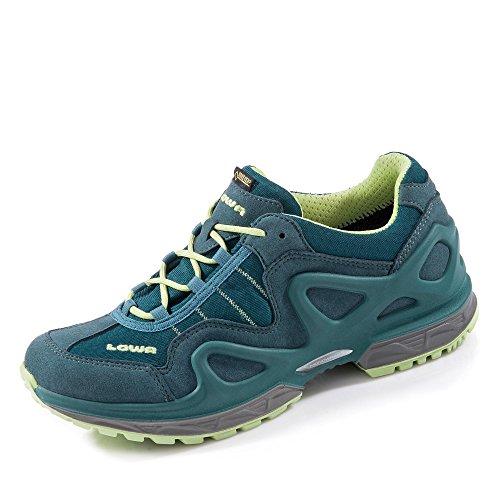 Lowa Damen Sportschuhe Gorgon GTX WS 320578 7441 blau 306670