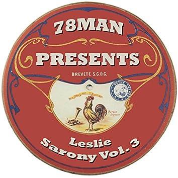 78Man Presents Leslie Sarony, Vol. 3