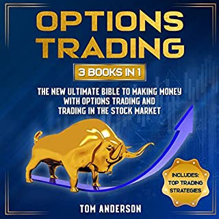 Options Trading: 3 Books in 1 audiobook cover art