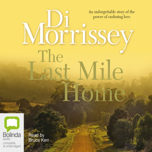 The Last Mile Home audiobook cover art