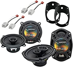 Harmony Audio Bundle Compatible with 2006-2010 Dodge Ram Truck 2500/3500 HA-R69 HA-R5 New Factory Speaker Replacement Upgr... photo