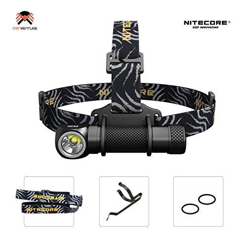 MANVENTURE NITECORE HC33 LED Stirnlampe IP68 2M Taschenlampe 1800LM [Akku Nicht Enthalten]