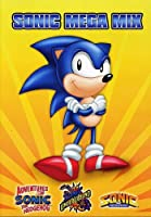 Sonic the Hedgehog: Sonic Mega Mix [DVD] [Import]