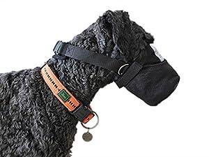 Gift Protection Leurre/réseau Muselière/fuite Protection les blessures/filet de sécurité pour chien en néoprène modèle long