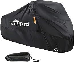 Enzeno Fietshoes voor 1 of 2 fietsen, Fietshoezen voor buiten, 210D Nylon Waterdicht Anti Stof Regen UV-bescherming voor M...