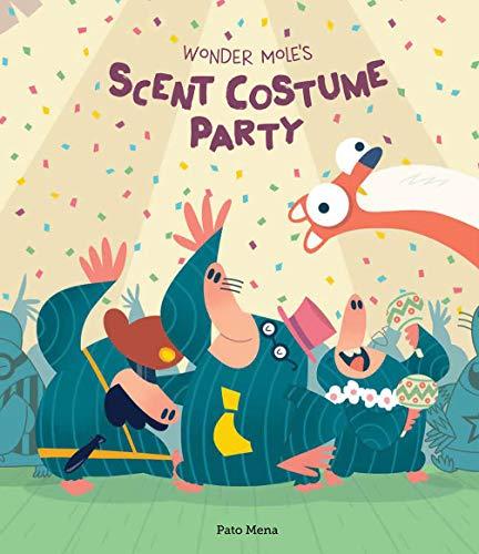 Wonder Mole'S Scent Costume Party (Inglés)