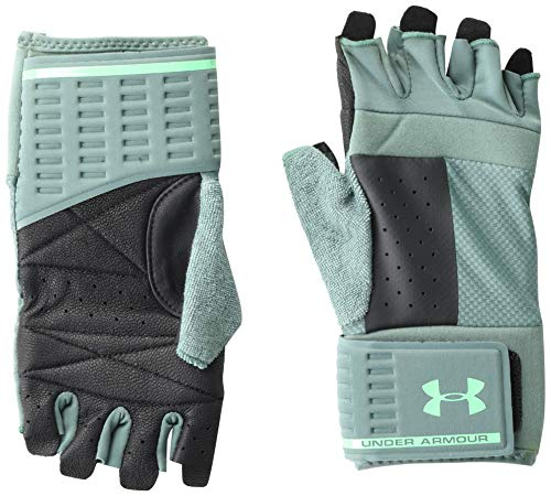 Under Armour Men's Weightlifting Gloves , Toddy Green (370)/Matcha Green , X-Large