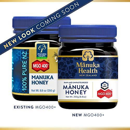マヌカヘルス マヌカハニー蜂蜜 MGO400+ 50g