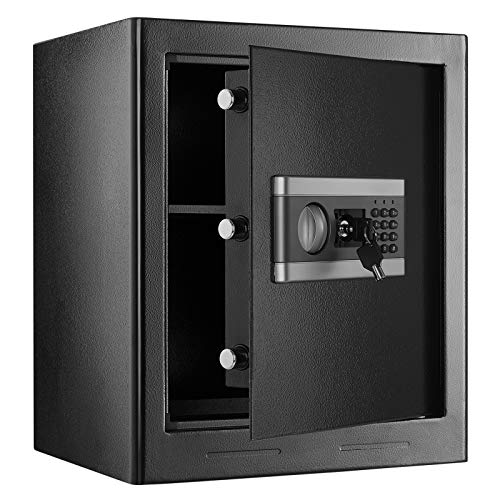 Fireproof and Waterproof Safe Box