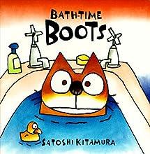 Bath Time Boots