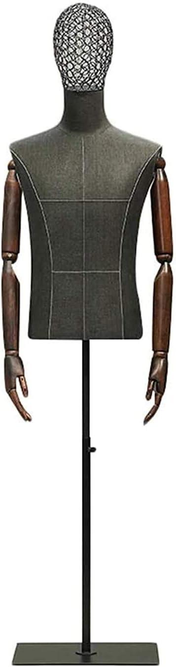 ZRONGQF Under blast sales Omaha Mall Dress Form Mannequin Manikins Professional Bod
