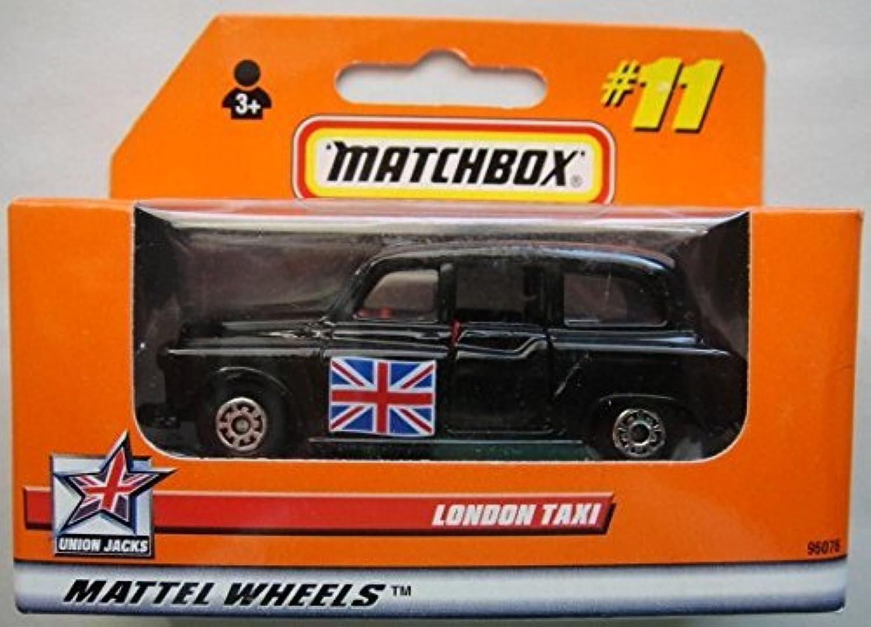 promociones de descuento MATCHBOX MATCHBOX MATCHBOX negro LONDON TAXI  11 by Matchbox  ventas de salida