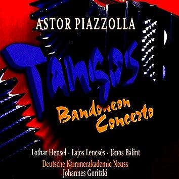 Astor Piazzolla: Tangos