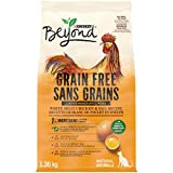 Beyond Grain Free Natural Dry Cat Food, White Meat Chicken & Egg 1.36