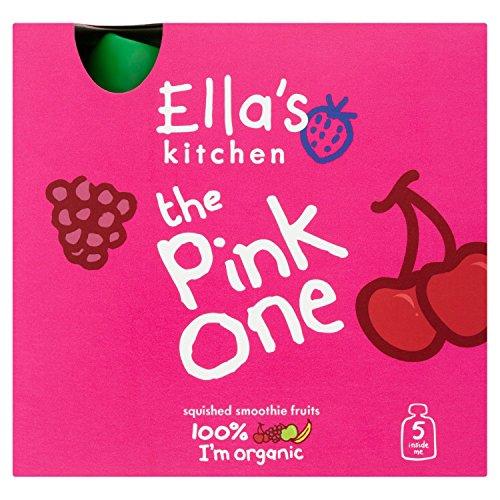 Ella's Kitchen The Pink One 90g x 5 x 3