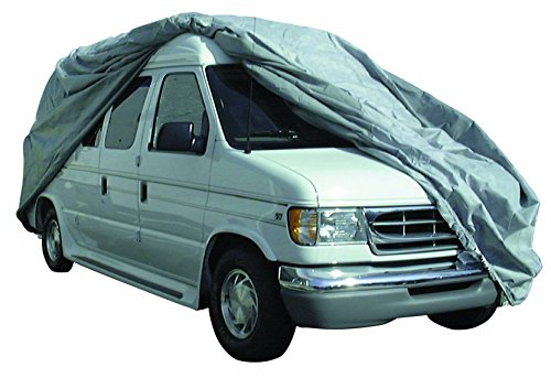 ADCO 12220 SFS Aqua Shed Class B RV Cover - Up to 21' w/24' Bubble Top