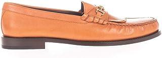 Luxury Fashion | Céline Women 339193190C04LU Brown Leather Loafers | Autumn-winter 20