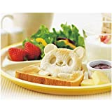 Taidea Sandwich Cutter Best Adorable Animals Pocket Bread Cutter, Bread Cutter, Hand Tools Sandwich Kit, Food Deco, Sandwich Mold, Sandwich Maker, Toast Mold Mould, Cookie Stamp Kit, Bread Tool DIY