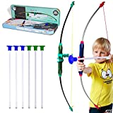 NeatoTek 2 Pack Bow and Arrow Set for Kids, Kids Archery Shooting Set
