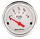 Auto Meter Automotive Replacement Fuel Gauges