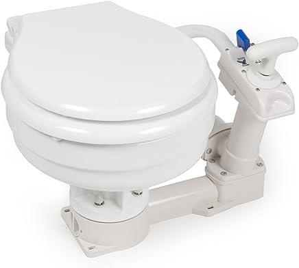 Holz-Toilettenbrille 12V Osculati Elektr Toilette raumsp