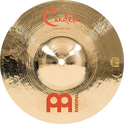Meinl CA10S 10 inch B20 Bronze Candela Percussion Splash Cymbal