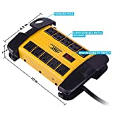 Photo #5: CRST 10-Outlets Heavy Duty Power Strip Metal Surge Protector