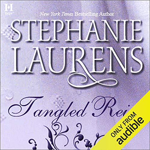 Tangled Reins audiobook cover art