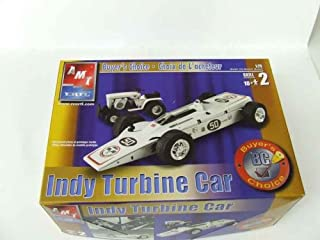 AMT 31919 Indy Turbine Car - Buyer's Choice - 1:25 Scale Plastic Kit - Skill Level 2 by AMT Ertl