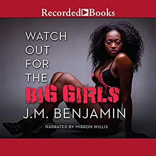 Watch Out for the Big Girls audiobook cover art
