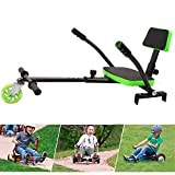 GO Kart Conversion Kit Self Balancing Go Cart Seat Compatible with Classic 6.5' To 10' And Off Road 8.5' Self...