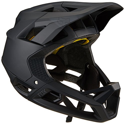 FOX Casque ProFrame Homme M Matte Black