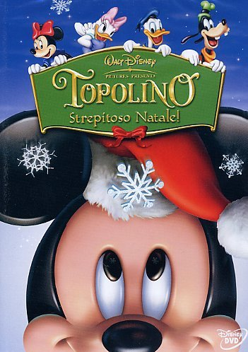 Topolino strepitoso Natale!