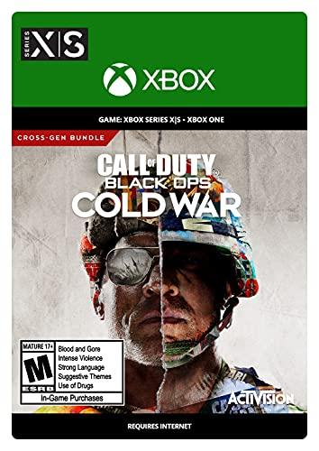 Call of Duty: Black Ops Cold War - Cross-Gen Bundle - Xbox Series X...