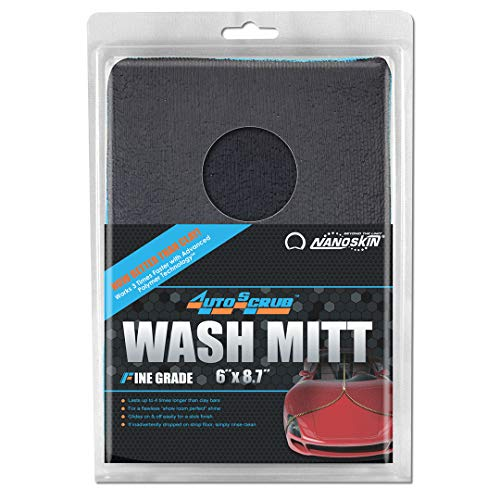 AUTOSCRUB Fine Grade Wash Mitt [AS-016]