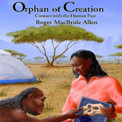 Orphan of Creation audiobook cover art