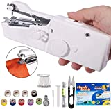 Mini hand Sewing Machine Stapler style is quick and easy to use . Professional tailors often refuse to fix hems of clothes and stitching them with hands is a cumbersome task. This mini stapler style sewing machine helps you hem your clothes with ease...