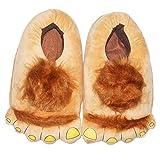 LQZ(TM) Unisex Hiver Chaussons Chaussure Rigolos Pantoufle Chaudes Indoor...