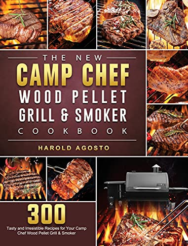 The New Camp Chef Wood Pellet Grill &...
