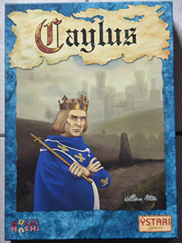 Unbekannt Caylus (deutsche Version) Huch & Friends