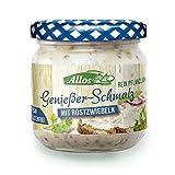 Allos Genießer-Schmalz mit Röstzwiebeln (150 g) - Bio