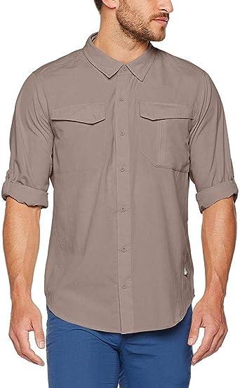 The North Face Sequoia, Camisa de manga larga, Hombre