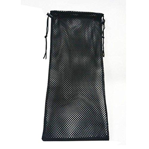Bolsa de Malla Bolsa con cordón Ohhome Nylon Bolsa de Almacenamiento Transpirable...