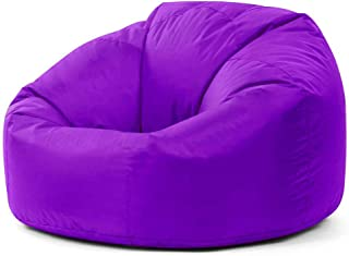 كرسي استرخاء بين باج ضد الماء حجم كبير لون أرجواني
