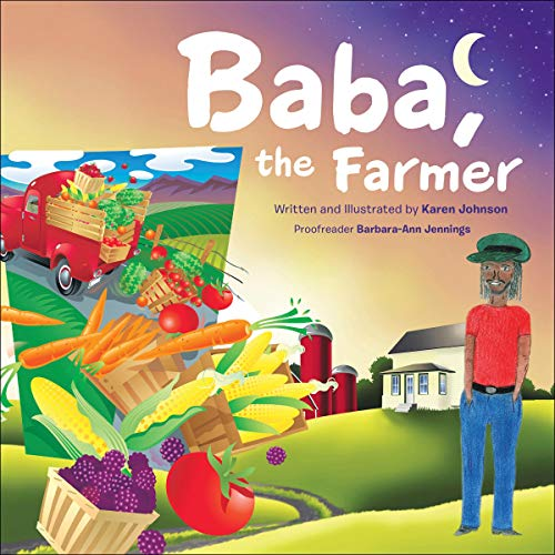 Baba, the Farmer  By  cover art